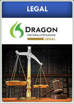 dragon naturally speaking legal product